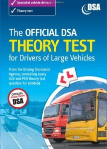 The official DSA theory test